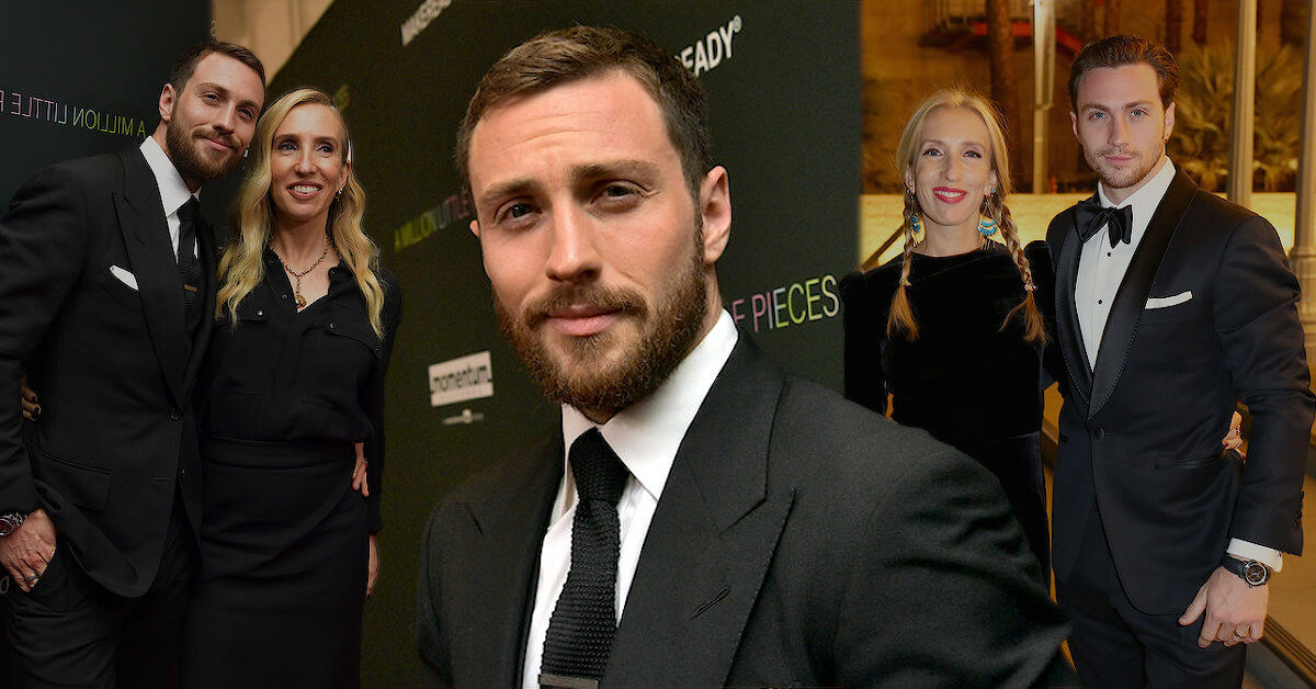 Aaron Taylor-Johnson wife and past affairs