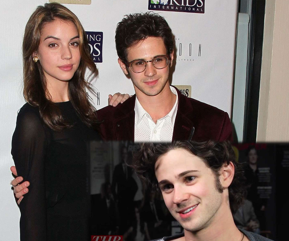 Adelaide Kane with Connor Paolo
