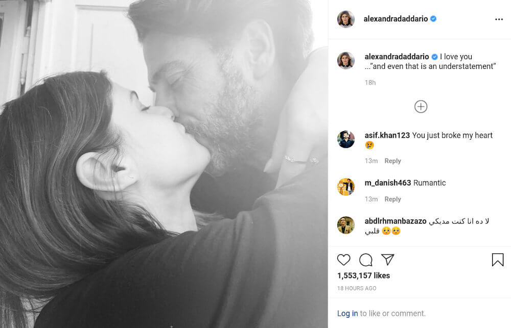 Alexandra Daddario new boyfriend 2021
