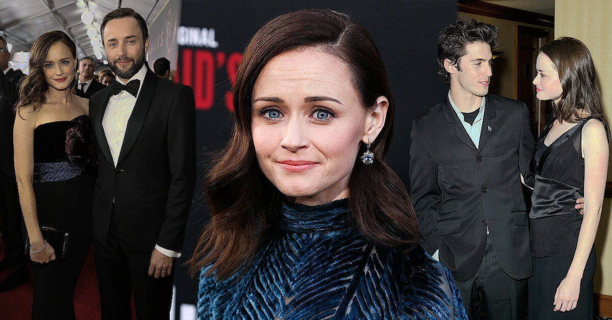 Alexis Bledel husband and past affairs