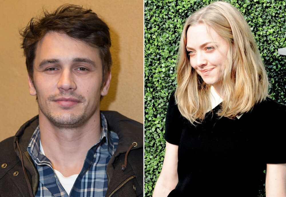 Amanda Seyfried and James Franco rumor