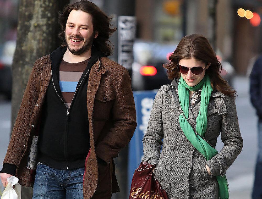 Anna Kendrick and ex boyfriend Edgar Wright