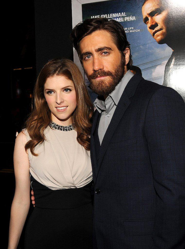 Anna Kendrick with ex Jake Gyllenhaal