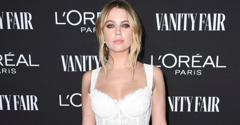 Ashley Benson Height, Age, Net Worth, Facts, Dating