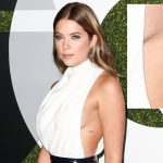 Ashley Benson tattoos