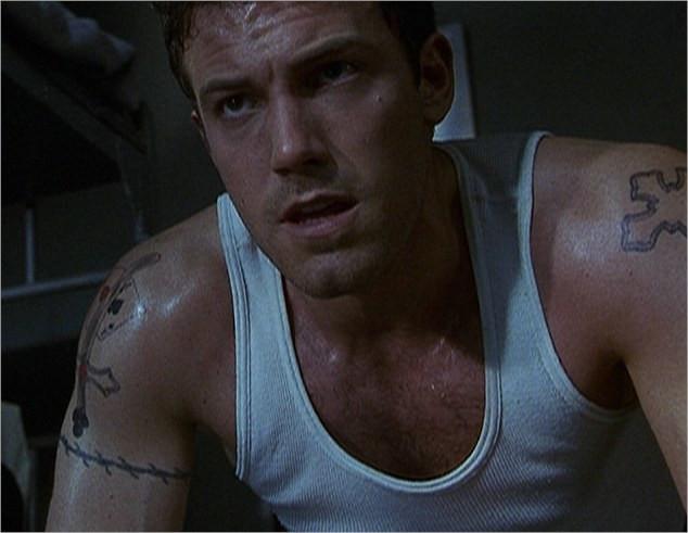 Ben Affleck Arm Tattoos