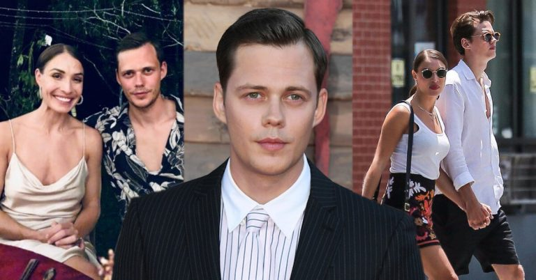 Bill Skarsgard Girlfriend list