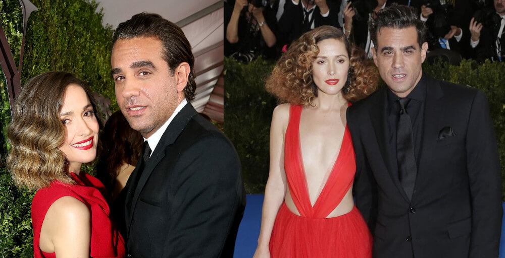 Bobby Cannavale with his wife Rose Byrne