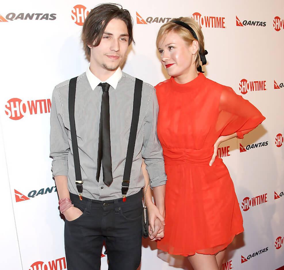Brie Larson and ex John Patrick Amedori