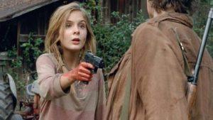 Brighton Sharbino in The Walking Dead