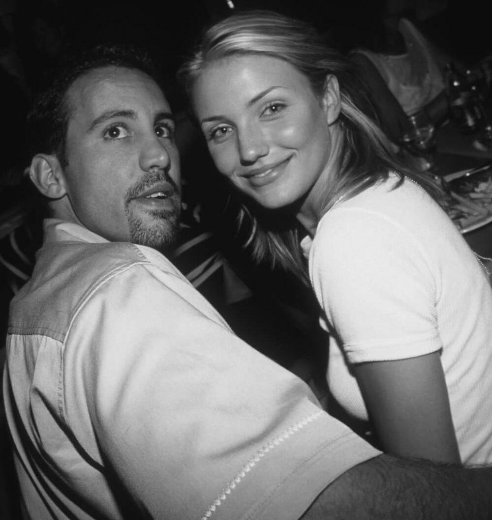 Cameron Diaz with her first love Carlos De La Torre