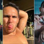 Carlos Pena Tattoos