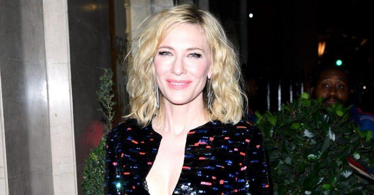 Cate Blanchett Bio, Height & Weight