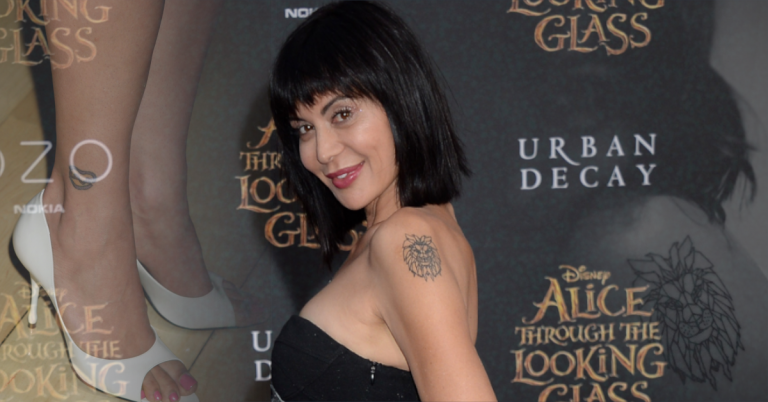 Catherine Bell Tattoos