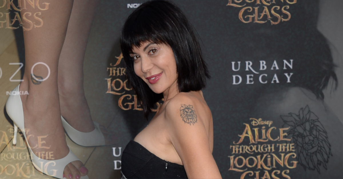 Catherine Bell 5 Tattoos & Meanings
