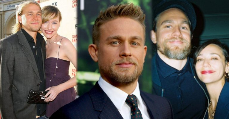 Charlie Hunnam girlfriend
