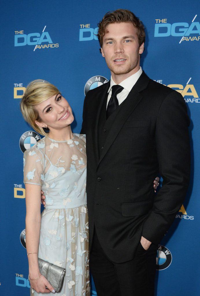 Chelsea Kane and ex boyfriend Derek Theler