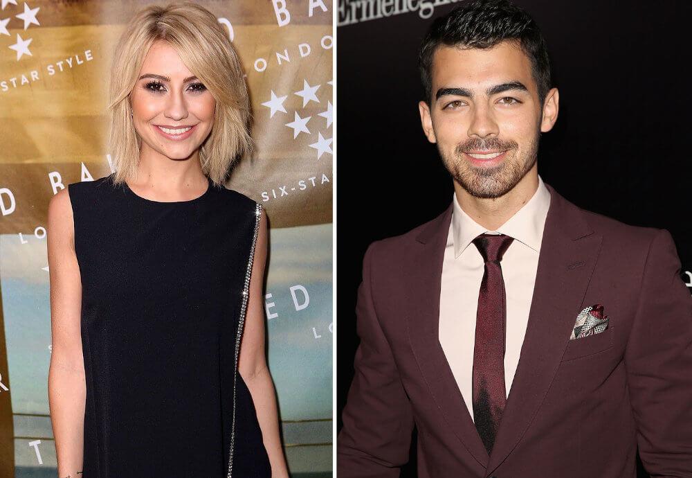 Chelsea Kane dated Joe Jonas
