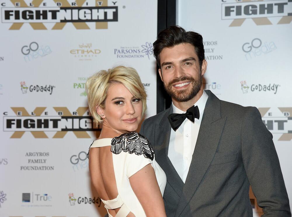 Chelsea Kane and boyfriend Peter Porte