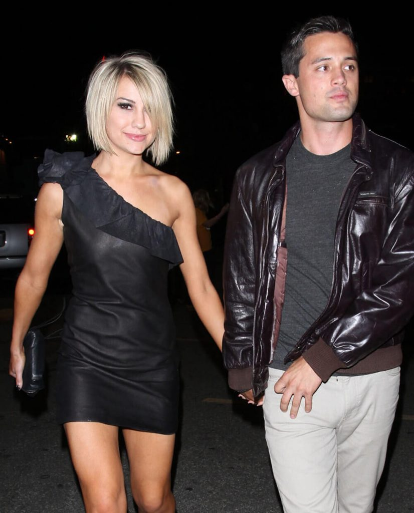 Chelsea Kane and ex Stephen Colletti