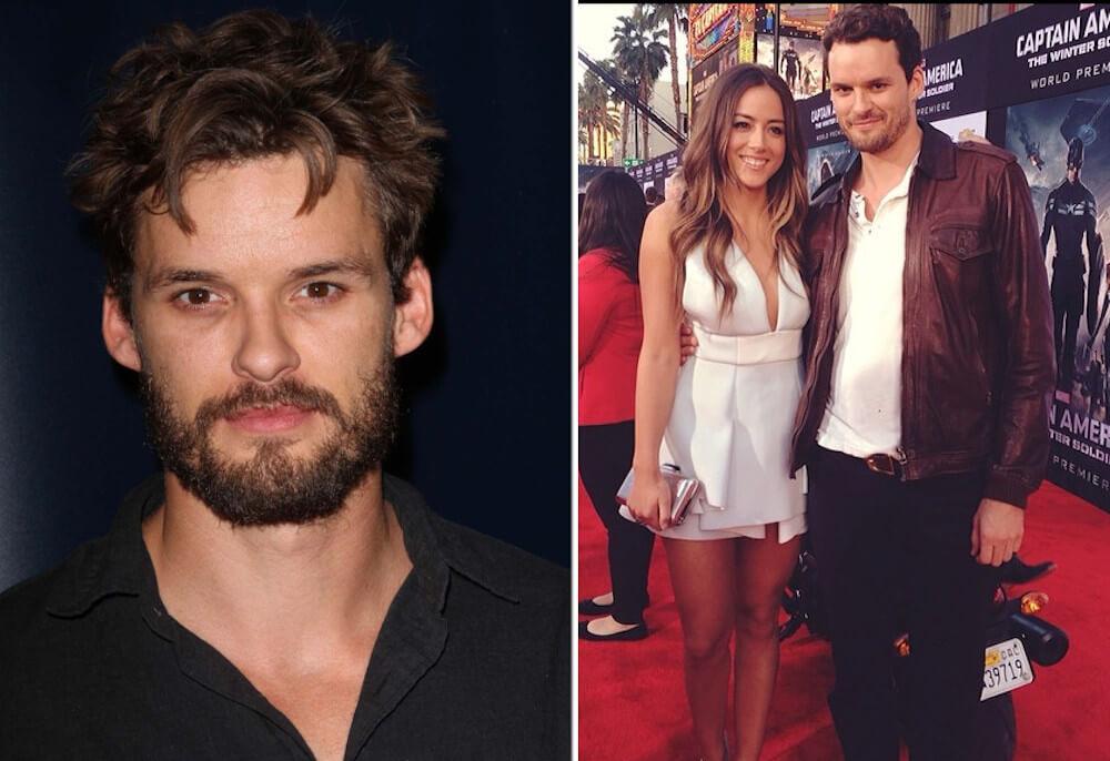 Chloe Bennet and ex boyfriend Austin Nichols