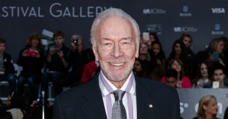 Christopher Plummer Height, Weight, Age, Movies, Net Worth