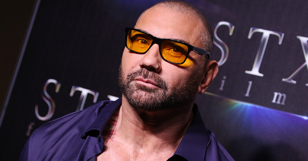 Dave Bautista Height, Age, Net Worth, Facts, Spouse, Tattoo - Creeto