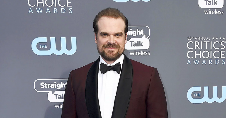 David Harbour Height, Age, Movies, Net Worth, Facts, Wife