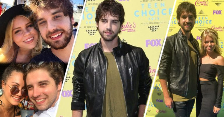 David Lambert girlfriend list