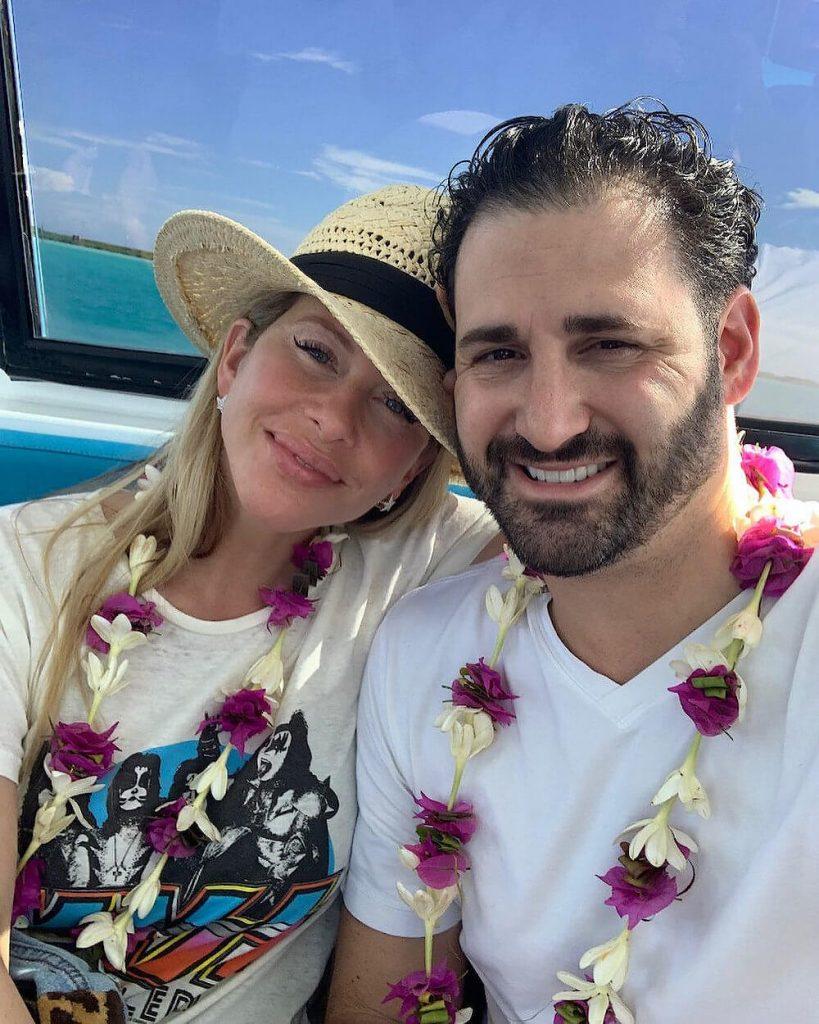 Dina Manzo and Husband Dave Cantin