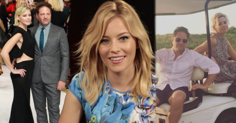 Elizabeth Banks husband, her love life