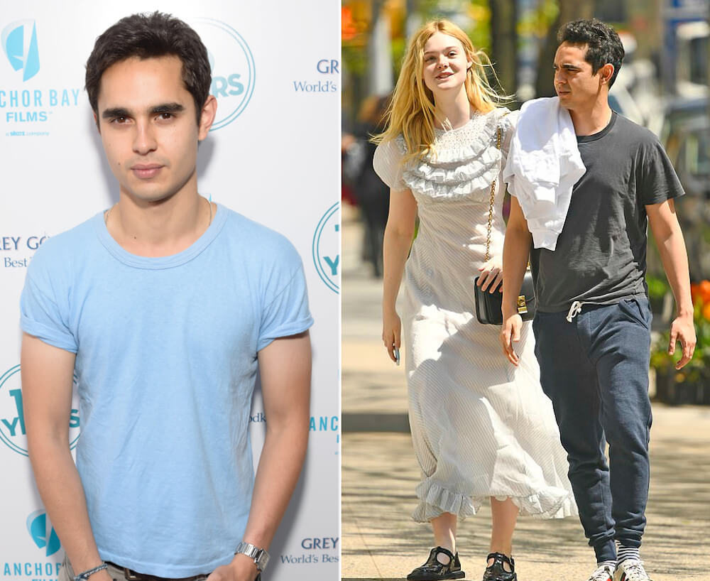 Elle Fanning and her older boyfriend Max Minghella
