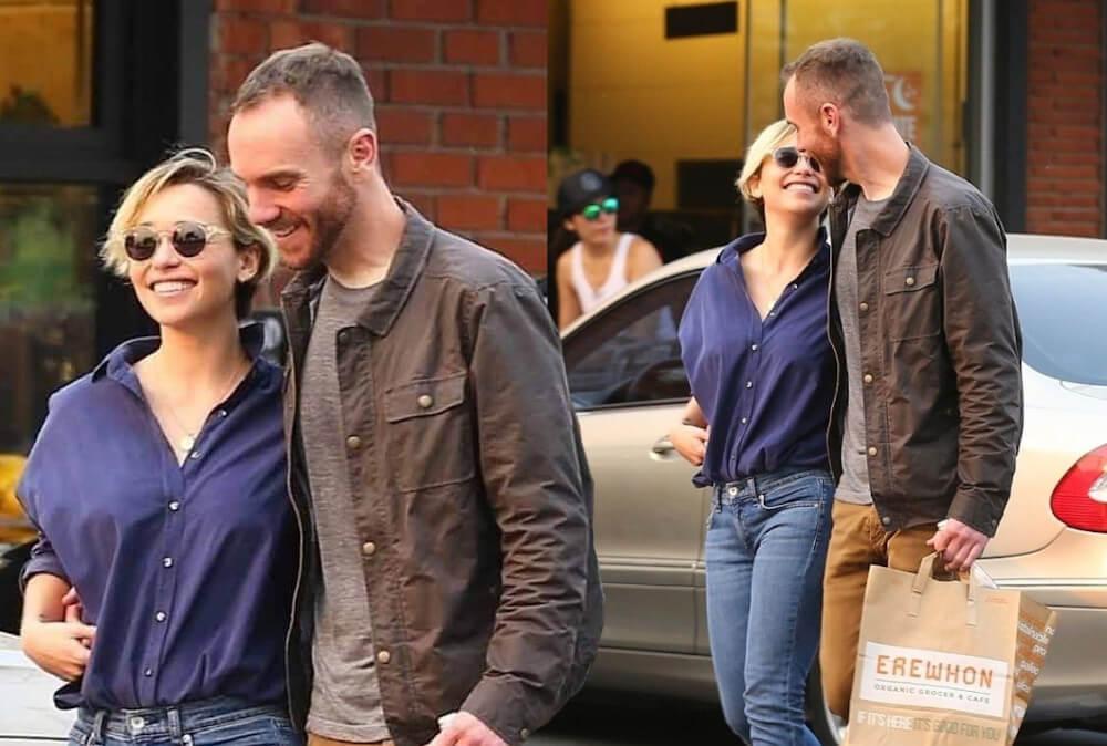 Emilia Clarke and boyfriend Charlie McDowell