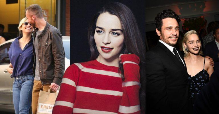 Emilia Clarke boyfriends