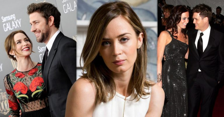 Emily Blunt husband, married