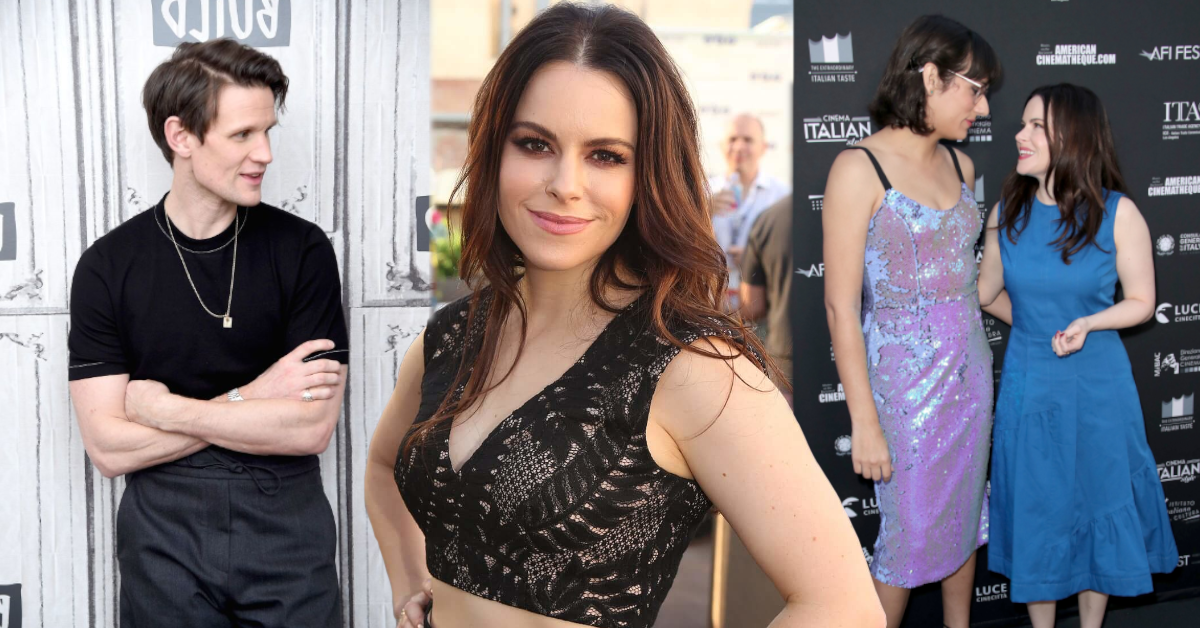 Who Is Emily Hampshire Dating in 2021? Is She Married?