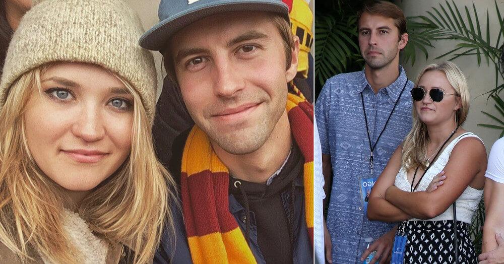 Emily Osment and boyfriend Jim Gilbert