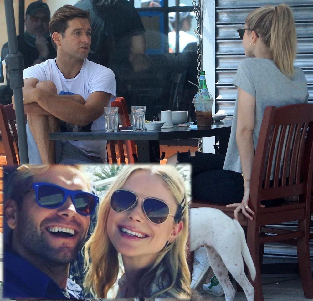 Erin Moriarty with boyfriend Antony Starr