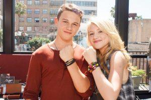 Gavin MacIntosh and his girlfriend, Brooke Sorenson