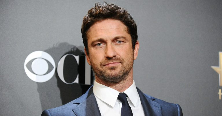 Gerard Butler Height, Age, Movies, Wife, Net Worth