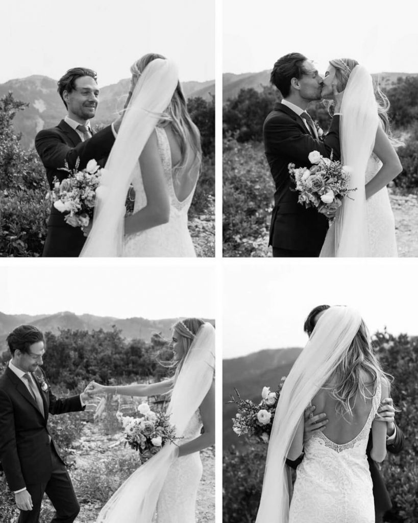 Gregory Smith and Taylor McKay Weddings