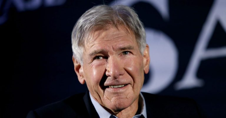 Harrison Ford Bio, Height & Age
