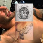 Jack Griffo Tattoos