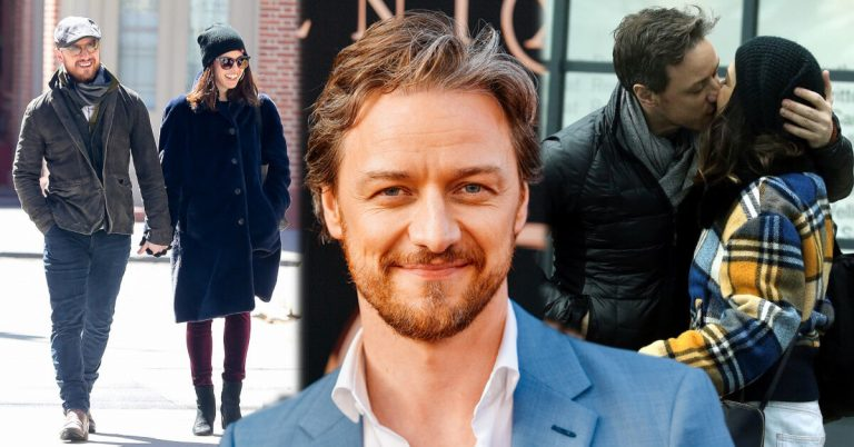 James McAvoy wife