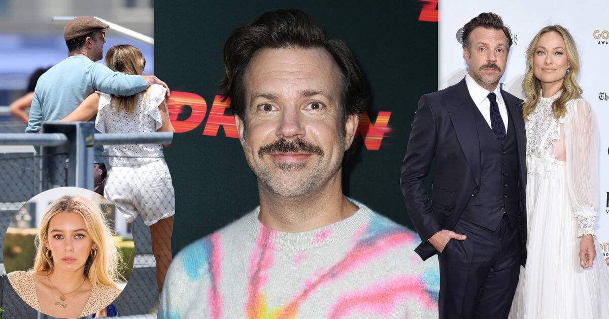 Jason Sudeikis current girlfriend and dating history