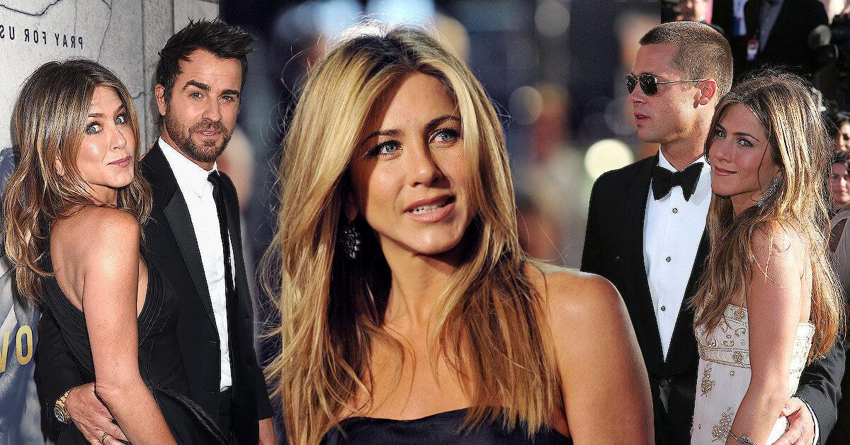 Jennifer Aniston husband and dating history