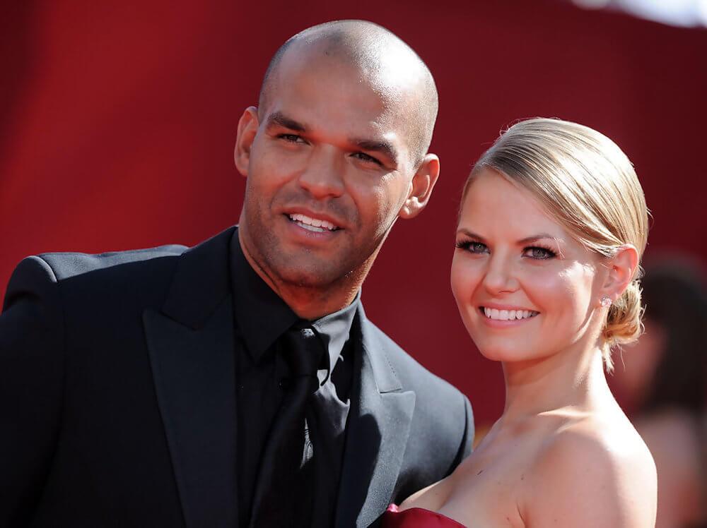 Jennifer Morrison and partner Amaury Nolasco