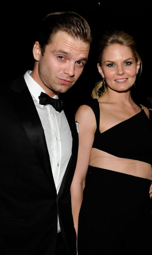 Jennifer Morrison and Sebastian Stan