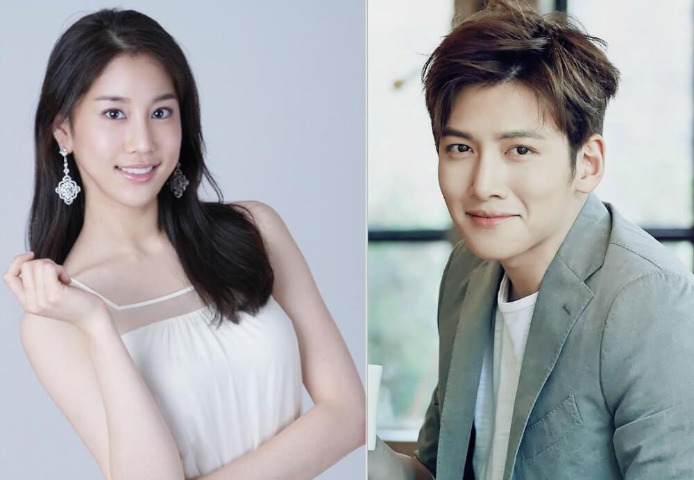 Ji Chang-Wook and girlfriend Kim Joo-Ri