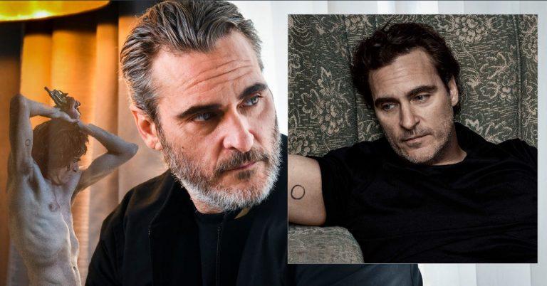 Joaquin Phoenix Tattoos